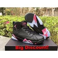 Air Jordan 7 Gs Hyper Pink Nike Jordan Women S Basketball Shoe - Beauty Ticks