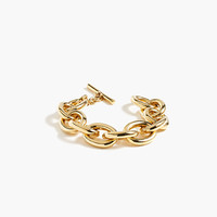 J.Crew Womens Rounded Chain Bracelet