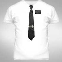 Buy The Book of Mormon on Broadway Tie Tee - Unisex | The Broadway Store