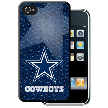 iPhone 4 or 4S Hard Cover Case Dallas Cowboys by Team Promark