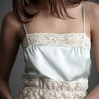 Calais Lace Cami in the SHOP Attire Lingerie at BHLDN