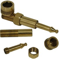 Tool Pipe Brass