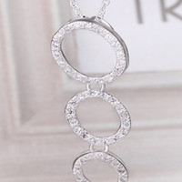 Tess Necklace - 166309975-7