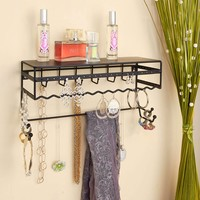 Jewelry Wall Organizer
