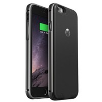 iPhone 6 Battery Case,SOLEMEMO® Ultra Slim (only add 0.16 inches of thickness and 2.4 ounce weight to your iPhone 6)Extended Battery Case for iPhone 6(4.7 inch)