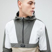 Nicce London Overhead Retro Jacket at asos.com