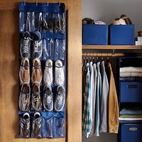 Over The Door Shoe Rack, Solid
