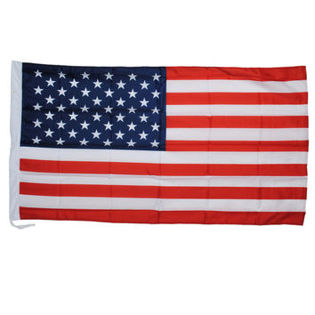 New 3x5 FT American Pennant Flag Banner  High Quality