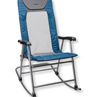 L.L.Bean Camp Comfort Rocker: Chairs | Free Shipping at L.L.Bean