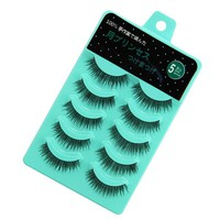Day-First™ 5 Pairs Makeup Eye Lashes