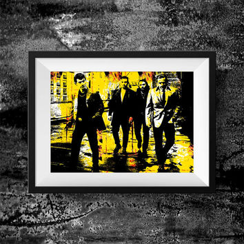 Arctic Monkeys Print - Arctic Monkeys  Music wall decor poster print Arctic Monkeys