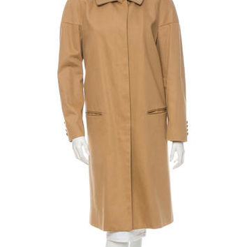 Helmut Lang Duster Coat