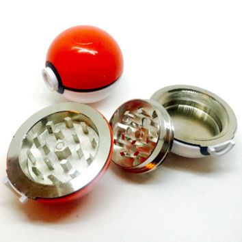 Pokemon Pokeball Grinder
