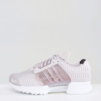 adidas Originals Ice Purple Climacool Trainers at asos.com