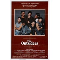Outsiders The poster 24x36