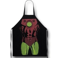 Iron Man Figure Cooking Apron