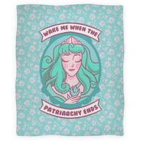Wake Me When The Patriarchy Ends
