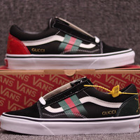 Vans/GUCCI  Old Skool Fashionable casual shoes
