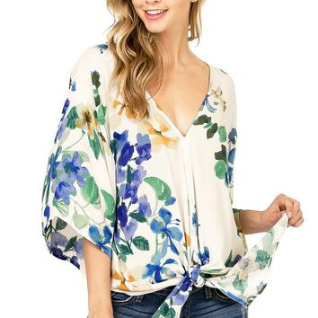 Painters Pot Blouse