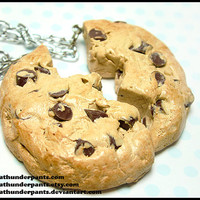 Chocolate Chip BFF Necklace Set