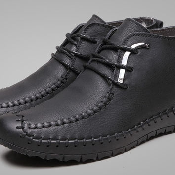 Mens Trendy Unique Casual Boots