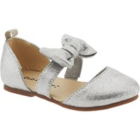 Old Navy Bow Strap Flats For Baby