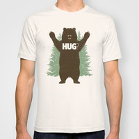 Bear Hug? T-shirt by Matthew J Parsons