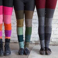 leg warmers CUSTOMIZE YOUR PAIR