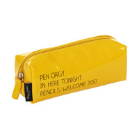 Pen Orgy Pencil Case from Happy Jackson
