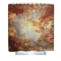 Fresco Versailles Shower Curtain for Sale by Ivy Ho