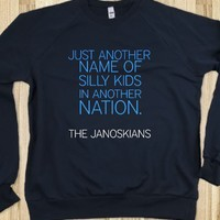 Sweater Nation - Janoskians
