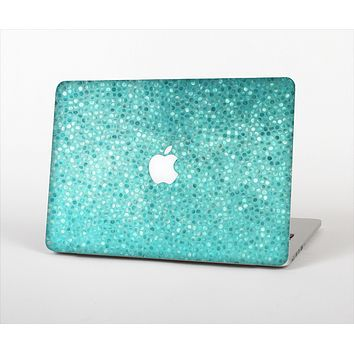 The Turquoise Mosaic Tiled Skin Set for the Apple MacBook Air 13""