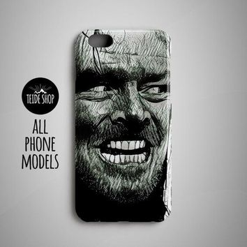 Shining Iphone 8 Case Samsung Galaxy S8 Case Iphone 8 Plus Case Huawei Honor 8 Case Huawei P10 Case Iphone 7 Case Xperia Case Jack Nicholson