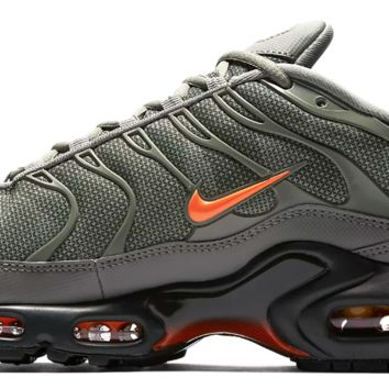 BC QIYIF Nike Air Max TN Khaki Green GS