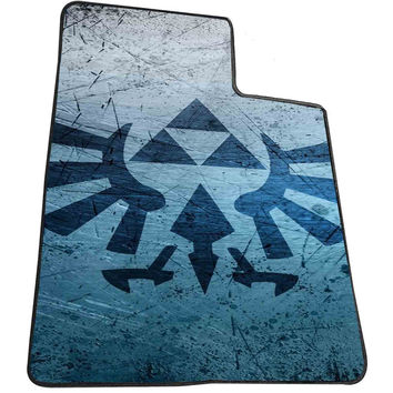 the-legend-of-zelda-grunge-logo 441419ee-73c3-4d5f-b3e4-aa7556de28cc for Kids Blanket, Fleece Blanket Cute and Awesome Blanket for your bedding, Blanket fleece *AD*
