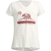 Billabong Staying Here Girls Tee White  In Sizes