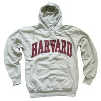 Harvard University Hoodie, Officially Licensed Hooded Sweatshirt M