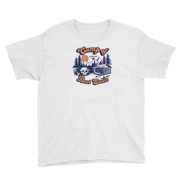 camp of lost souls Youth Tee
