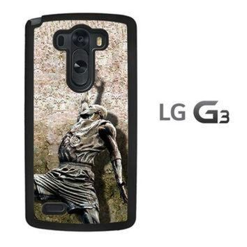 DCKL9 Michael jordan slam dunk carbonite V0979 LG G3 Case
