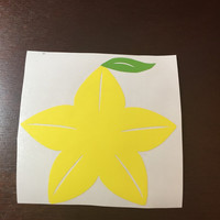 Paopu Fruit Kingdom Hearts decal