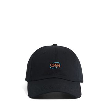 CRSHR Open Embroidered Cap