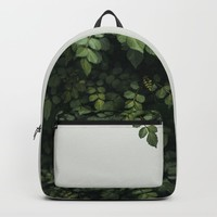 Growth Backpack by teapalm