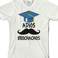 White T-Shirt | Funny Graduation Gifts