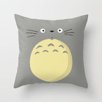 Movies & TV Throw Pillows | Society6
