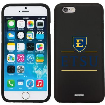East Tennessee ETSU 2 Customizable Personalized Case