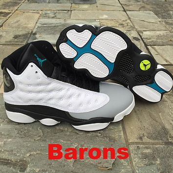 "Air Jordan 13 ""Barons"" ""Love & Respect"" AJ13 Retro Men Women Basketball Shoes"