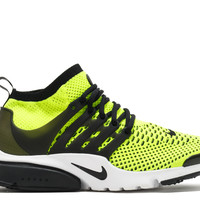 Air Presto Flyknit Ultra - Nike - 835570 701 - volt/black-white | Flight Club