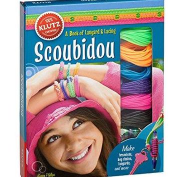Scoubidou: A Book of Lanyard and Lacing