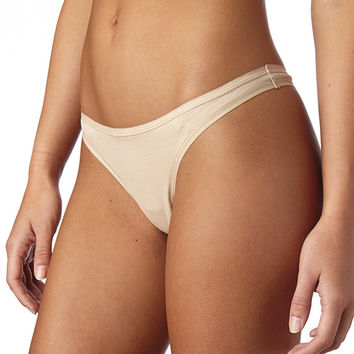 Organic Cotton Essential Thong