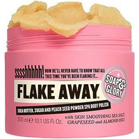 Soap And Glory Flake Away Body Polish With Shea Butter & Sea Salt 300ml